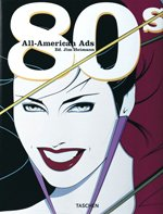 All-American Ads of the 80s (Paperback)