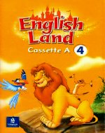 English Land 4 (Tape:2/ 교재별매)