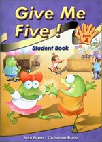 """<font title=""""Give Me Five! 4 - Student Book (Paperback)"""">Give Me Five! 4 - Student Book (Paperbac...</font>"""