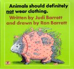 [노부영]Animals Should Definitely Not Wear Clothing (Paperback+ CD)
