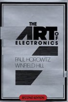The Art of Electronics (2nd Edition/ Hardcover)