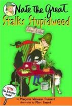 Nate the Great #19 : Stalks Stupidweed (Paperback)