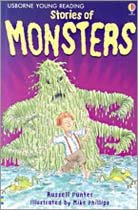 Usborne Young Reading Level 1-22 : Stories of Monsters (Paperback, 영국판)