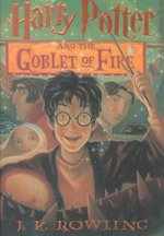 Harry Potter and the Goblet of Fire : Book 4 (Hardcover/ 미국판)