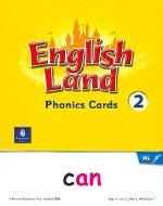 English Land 2 - Phonics Cards