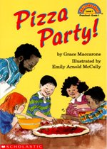 Pizza Party - Hello Reader! Level 1 (Paperback)