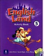 "<font title=""English Land 5 - Activity Book (Paperback+ Audio CD:1)"">English Land 5 - Activity Book (Paperbac...</font>"