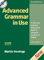 """<font title=""""Advanced Grammar in Use With Answers,included CD-ROM (2nd Edition/ Paperback+ CD-ROM)"""">Advanced Grammar in Use With Answers,inc...</font>"""