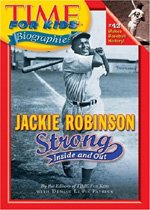 Time for Kids - Biographies Jackie Robinson (Paperback)