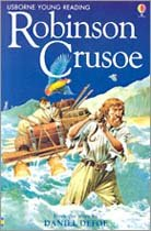 Usborne Young Reading Level 2-17 : Robinson Crusoe (Paperback, 영국판)