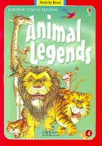 Animal Legends Level 1-04 : Activity Book (Paperback+ Audio CD)