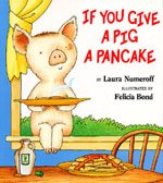 [��ο�]If You Give a Pig a Pancake (Hardcover+ CD)