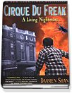 A Living Nightmare - Cirque Du Freak 1 (Paperback)