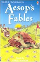 Usborne Young Reading Level 2-02 : Aesop's Fables (Paperback, 영국판)