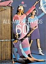 All-American Ads 60s (Paperback)