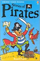 Usborne Young Reading Level 1-23 : Stories of Pirates (Paperback, 영국판)