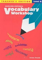 "<font title=""Vocabulary Workshop Level A - Teacher book (New Edition / Paperback)"">Vocabulary Workshop Level A - Teacher bo...</font>"