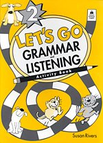 Let's Go 2 - Grammar & Listening Activity Book