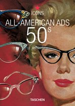 All-American Ads 50s (Paperback)