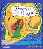 [��ο�]The Princess and the Dragon (Paperback+ CD)