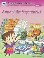 """<font title=""""Oxford Storyland Readers 1 - Anna at the Supermarket (교재/ CD별매, New Edition) """">Oxford Storyland Readers 1 - Anna at the...</font>"""