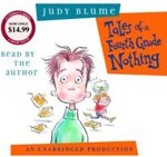 Tales Of A Fourth Grade Nothing (CD/ Unabridged/ ��������)
