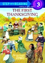 """<font title=""""The First Thanksgiving - Step into Reading 3 (Paperback) """">The First Thanksgiving - Step into Readi...</font>"""