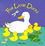 """<font title=""""[노부영] Five Little Ducks (Paperback+ CD)"""">[노부영] Five Little Ducks (Paperback+ C...</font>"""