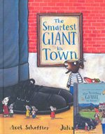 [��ο�]The Smartest Giant in Town (Paperback+ CD)