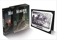 """<font title=""""The Art of the Last of Us Part II (Hardcover/ Deluxe Edition)"""">The Art of the Last of Us Part II (Hardc...</font>"""