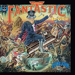 "<font title=""Elton John - Captain Fantastic And The Brown Dirt Cowboy [180g Gatefold LP]"">Elton John - Captain Fantastic And The B...</font>"