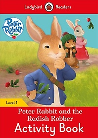 "<font title=""Peter Rabbit and the Radish Robber Activity Book (Paperback)"">Peter Rabbit and the Radish Robber Activ...</font>"
