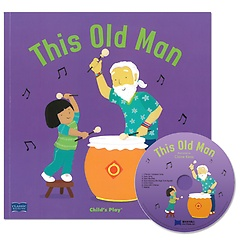 """<font title=""""노부영 마더구스 This Old Man (Paperback + CD)"""">노부영 마더구스 This Old Man (Paperback ...</font>"""