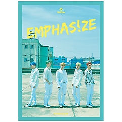 빅플로(Bigflo) - emphas!ze [5th Mini Album]