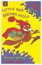 Little Red Riding Wolf (Book+CD)