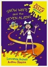 """<font title=""""Snow White and the Seven Aliens (Book+CD)"""">Snow White and the Seven Aliens (Book+CD...</font>"""