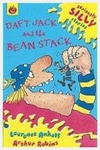 Daft Jack and the Bean Stack (Book+CD)