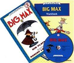 Big Max - I Can Read Book Workbook Set Level 2 (Paperback + Workbook + CD)