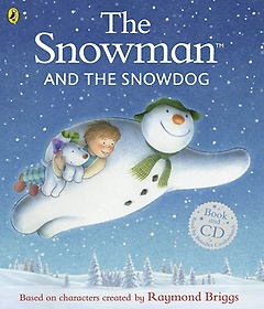 The Snowman and the Snowdog (Book+CD)