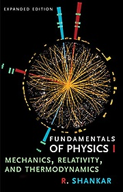 "<font title=""Fundamentals of Physics I: Mechanics, Relativity, and Thermodynamics, Expanded Edition"">Fundamentals of Physics I: Mechanics, Re...</font>"