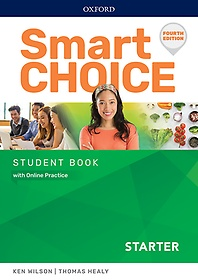 """<font title=""""Smart Choice 4E Starter StudentBook with Online Practice"""">Smart Choice 4E Starter StudentBook with...</font>"""