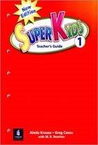 """<font title=""""Superkids Level 1 - Teacher"""