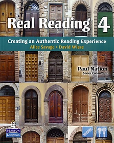 """<font title=""""Real Reading 4: Creating an Authentic Reading Experience (Paperback/ 1st Ed.)"""">Real Reading 4: Creating an Authentic Re...</font>"""