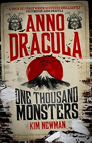 "<font title=""Anno Dracula - One Thousand Monsters (Paperback / Reprint Edition)"">Anno Dracula - One Thousand Monsters (Pa...</font>"