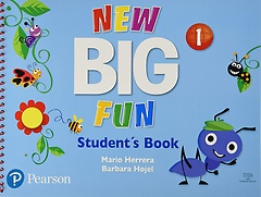 Big Fun Refresh 1 (SB & CD Pack)
