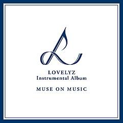 러블리즈(Lovelyz) - Muse on Music [Instrumental Album][한정판]