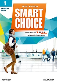 "<font title=""Smart Choice Level 1: Student Book with Online Practice and on the Move (Paperback/3rd Ed.)"">Smart Choice Level 1: Student Book with ...</font>"