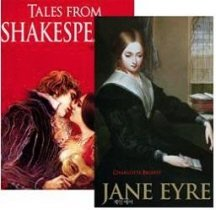 TALES FROM SHAKESPEARE+JANE EYRE 세트