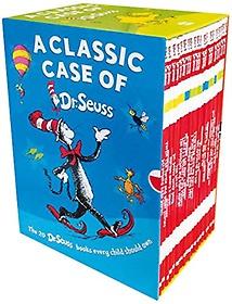 """<font title=""""Dr. Seuss a Classic Case Series Gift Box Set 닥터 수스 세트 (Paperback:20)"""">Dr. Seuss a Classic Case Series Gift Box...</font>"""
