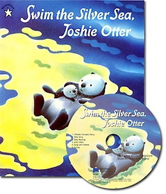 [노부영] Swim the Silver Sea, Joshie Otter (Paperback/ 사은품 CD 증정)